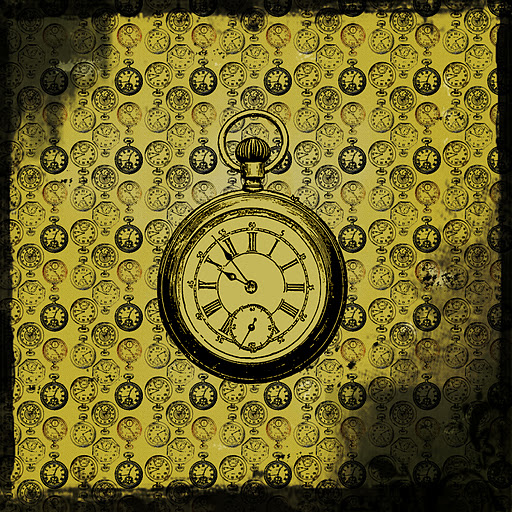distressed-pocketwatch-scrapbook-background