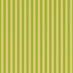 scrapbook paper - green stripes.