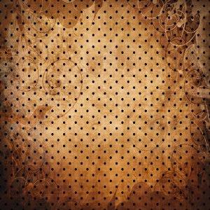 scrapbook paper_grundgy polka dots