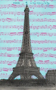 AQUA eiffel tower paris pc image