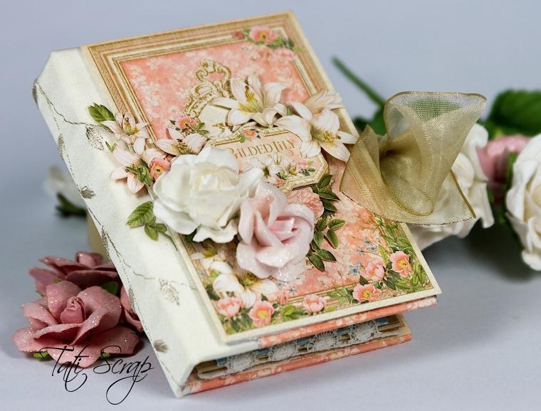 Tati, Card, Gilded Lily, Graphic45 Photo 3
