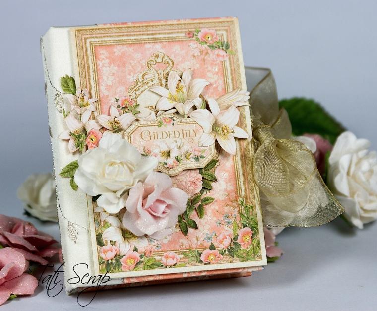 Tati, Card, Gilded Lily, Graphic45 Photo 4