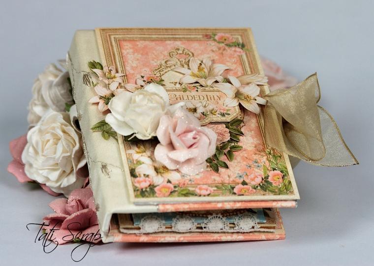 Tati, Card, Gilded Lily, Graphic45 Photo 5