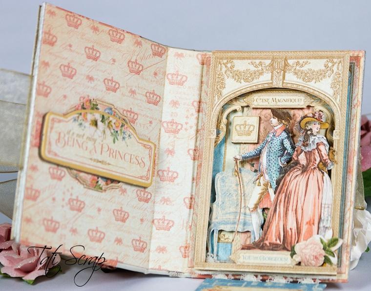 Tati, Card, Gilded Lily, Graphic45 Photo 9