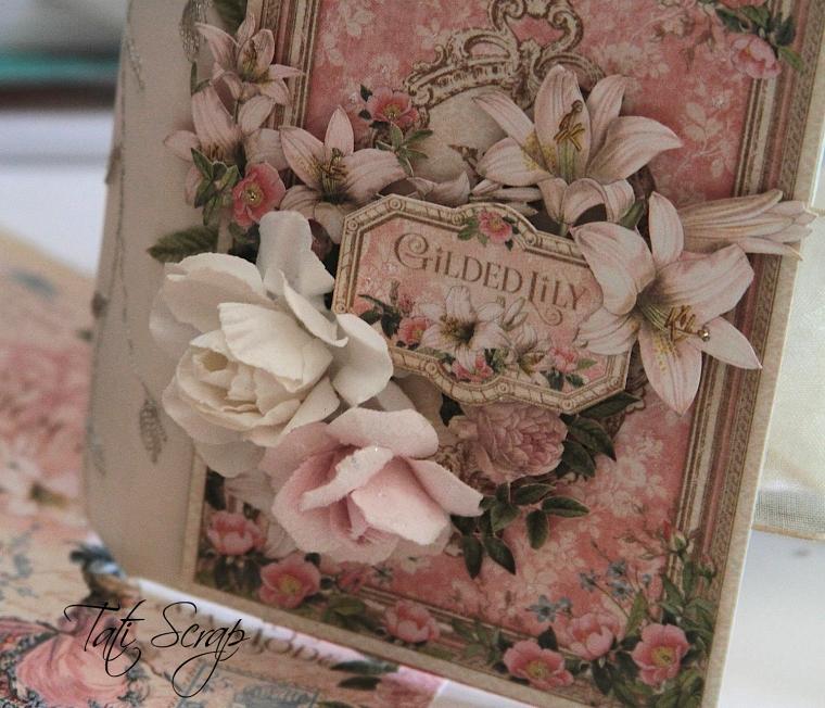 Tati Gilded Lily card-0