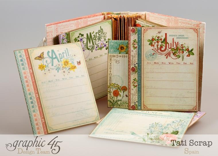 Tati Calendar 9