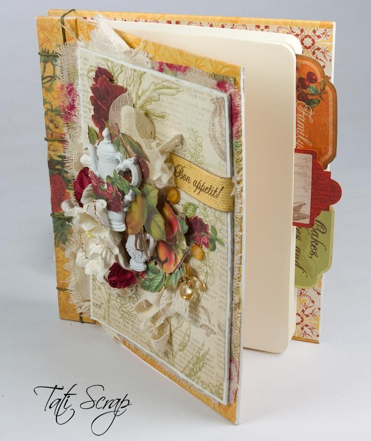 Tati Cook Book Photo 3