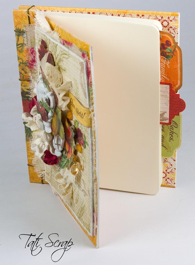 Tati Cook Book Photo 5