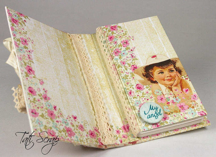 Tati,Mini Album, Scrapberry´s, Photo 5