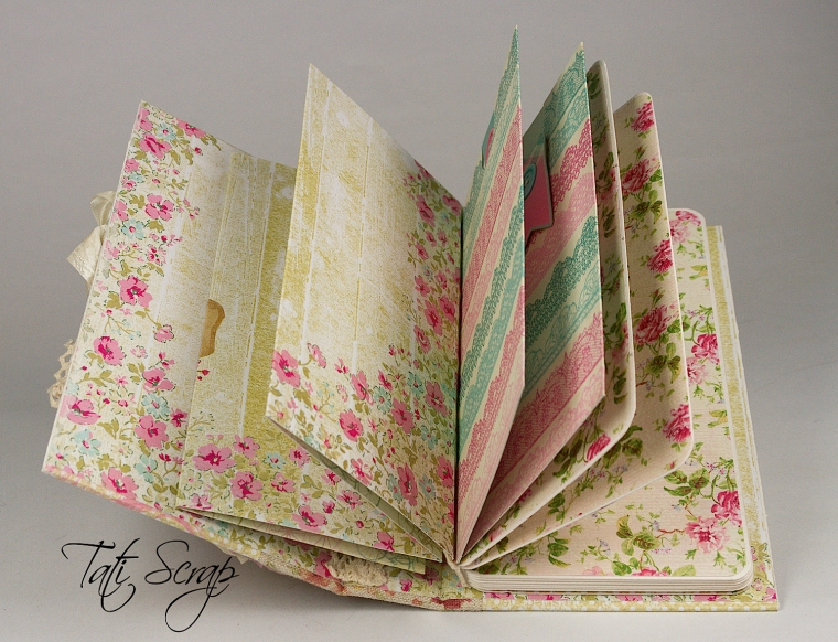 Tati,Mini Album, Scrapberry´s, Photo 8