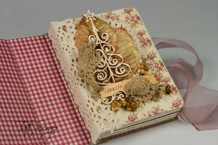 Tati, Mini Album Christmas:Winter inspiration, Wycinanca, Photo 4
