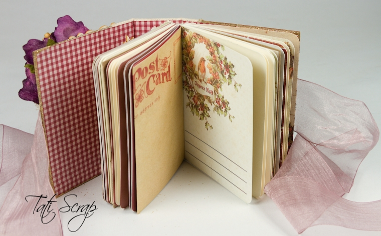 Tati, Mini Album Christmas:Winter inspiration, Wycinanca, Photo 8