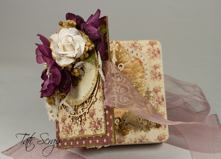 Tati, Mini Album Christmas:Winter inspiration, Wycinanca, Photo 9-1