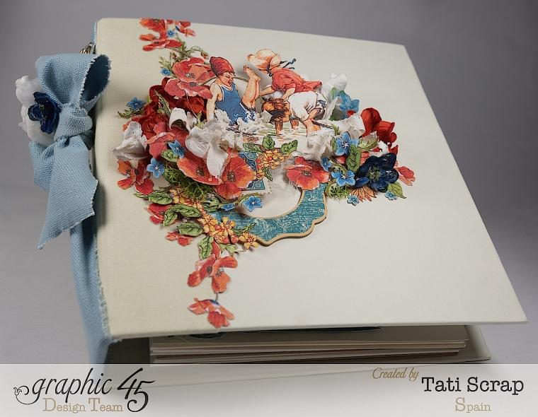 Tati, Children´s Hour, Mixed Media Album,Photo 1