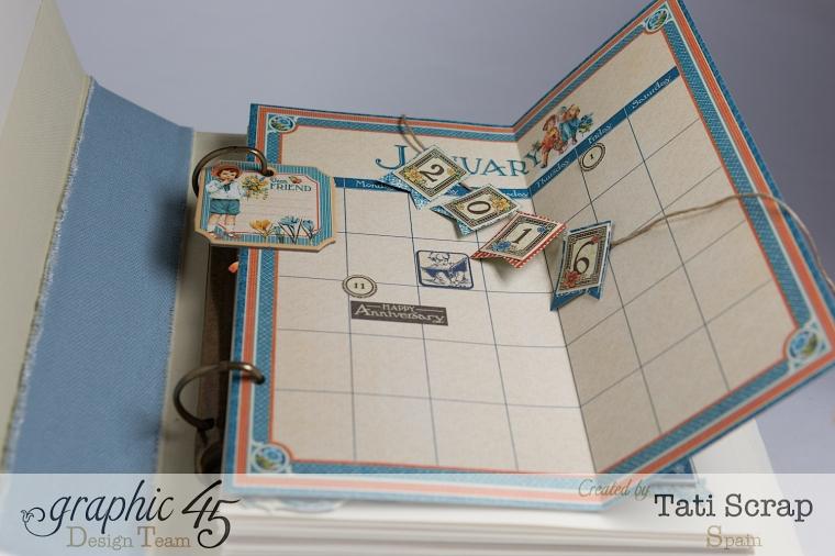 Tati, Children´s Hour, Mixed Media Album,Photo 10