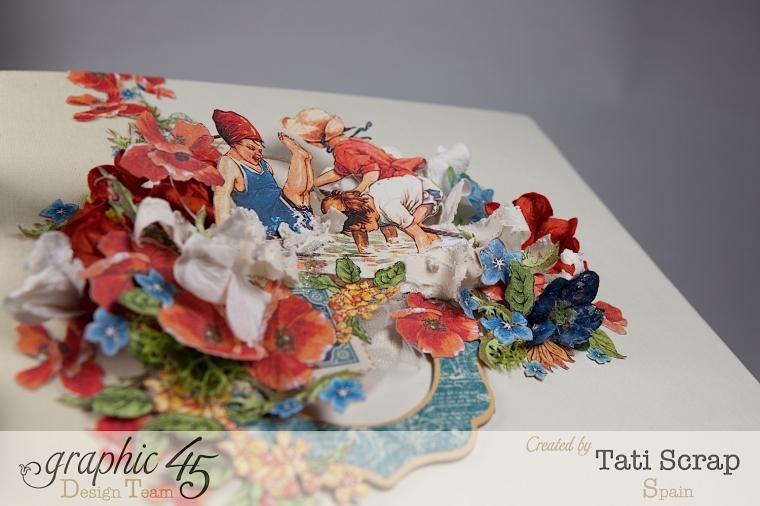 Tati, Children´s Hour, Mixed Media Album,Photo 6