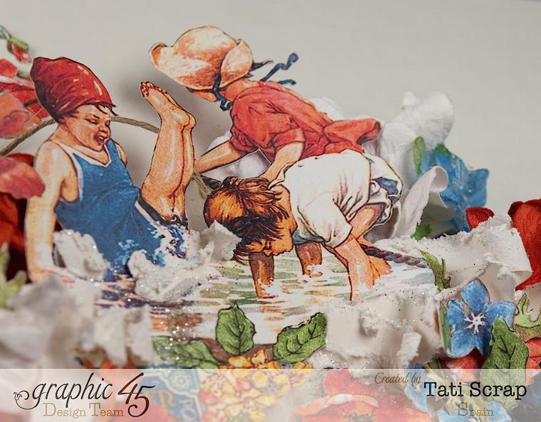 Tati, Children´s Hour, Mixed Media Album,Photo 7-b