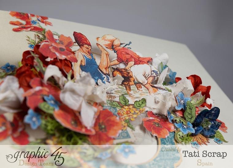 Tati, Children´s Hour, Mixed Media Album,Photo 7