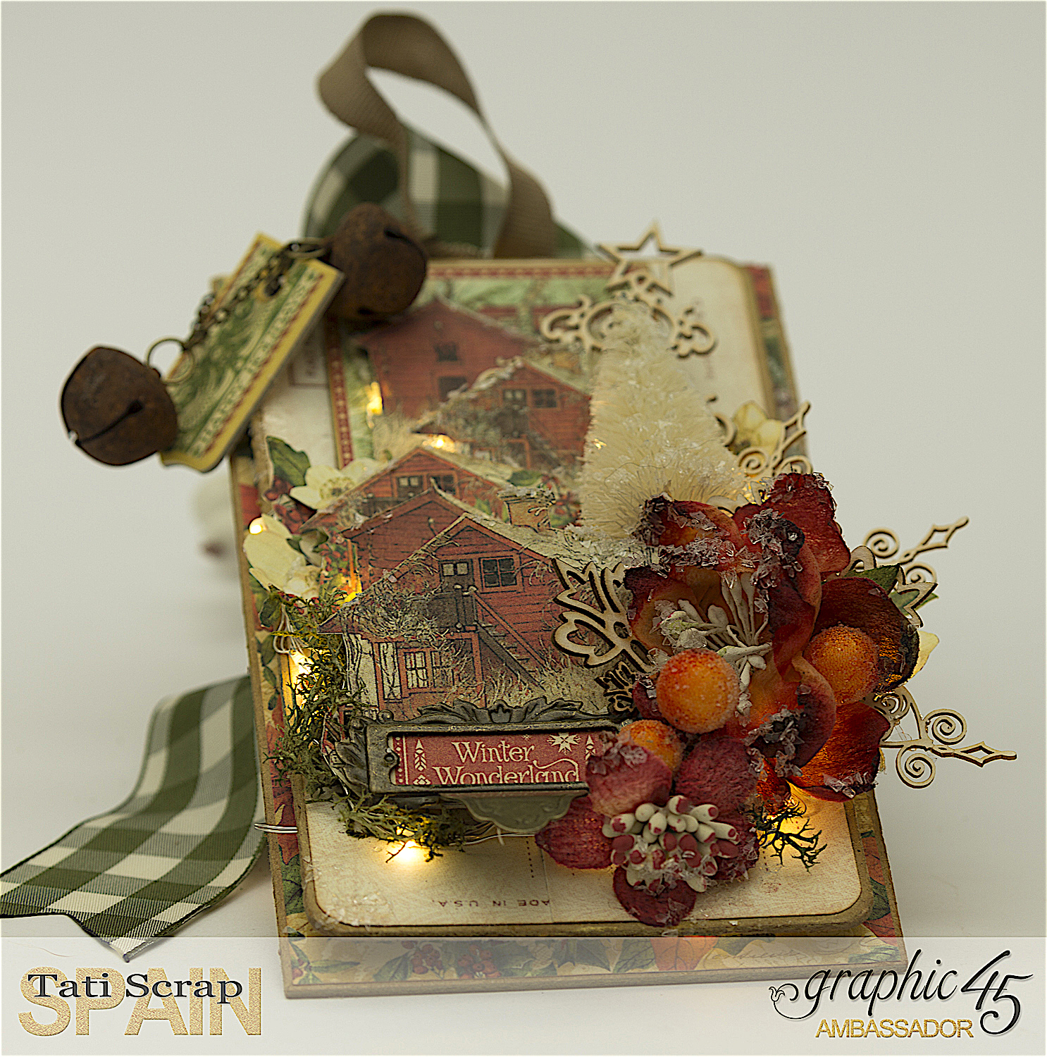 Decoraci n de navidad christmas decor tati scrap - Tati decoration noel ...