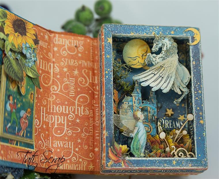 Tati, Dreamland, Mini Album in a Box, Photo 11
