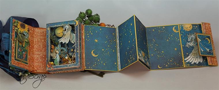Tati, Dreamland, Mini Album in a Box, Photo 12