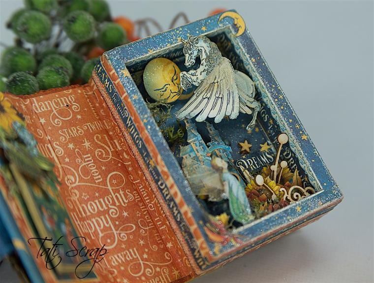 Tati, Dreamland, Mini Album in a Box, Photo 6